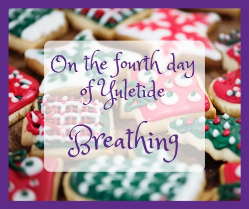 4th day of christmas after a heart attack