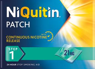 Niquitin NRT patch