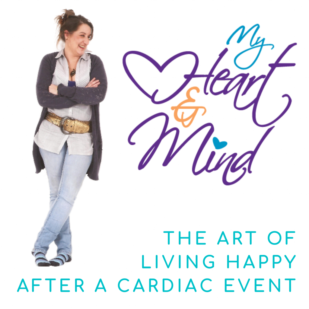 Podcast Cover Art My Heart & Mind