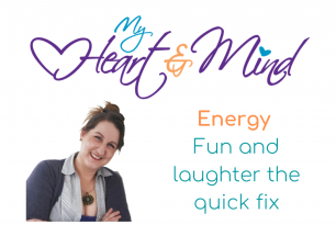 002 Energy: Fun and laughter the quick fix
