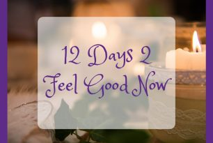 How to feel good for 12 days at Christmas