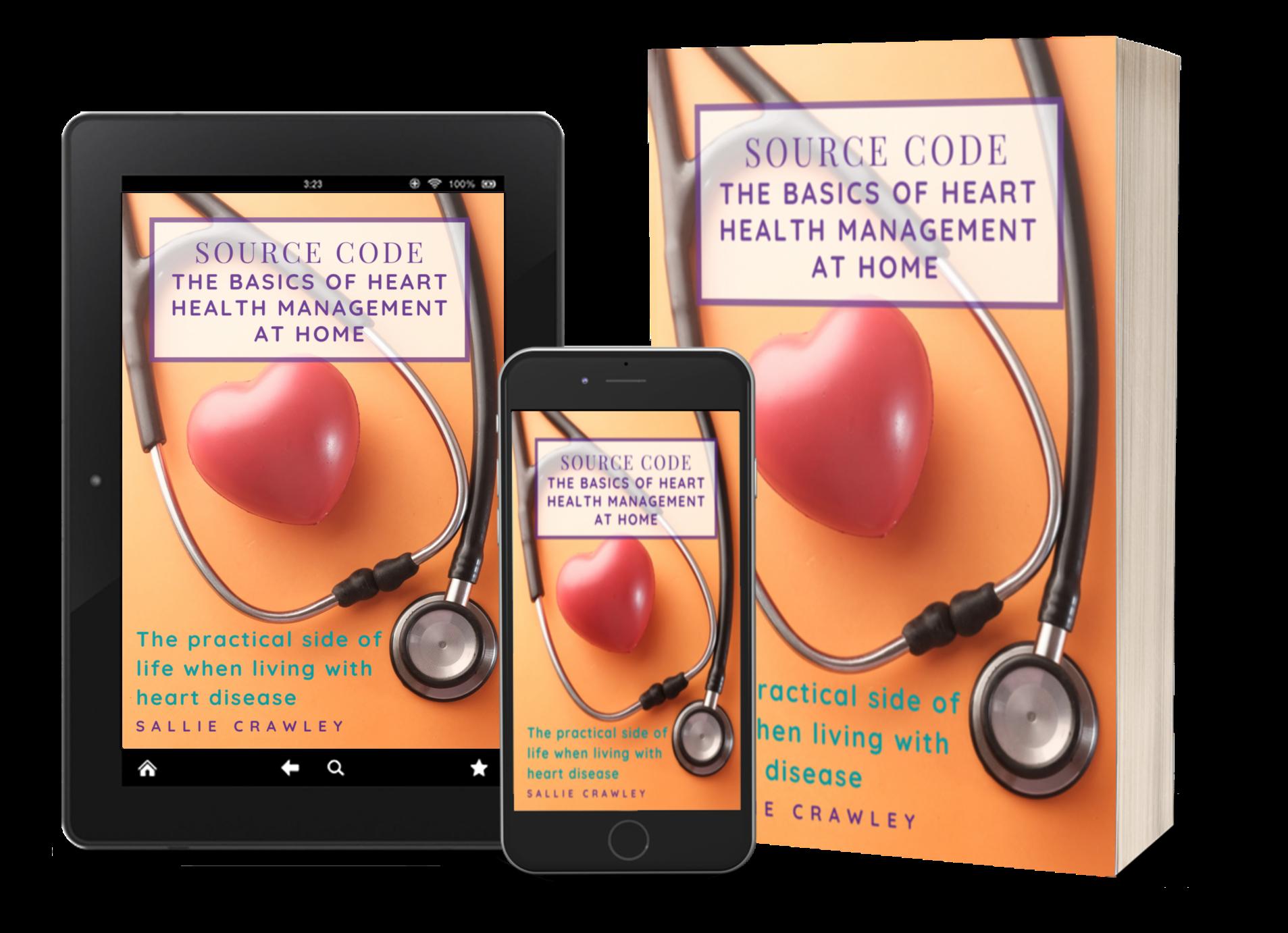The Basics of Heart Health Management at Home Digital Workbook