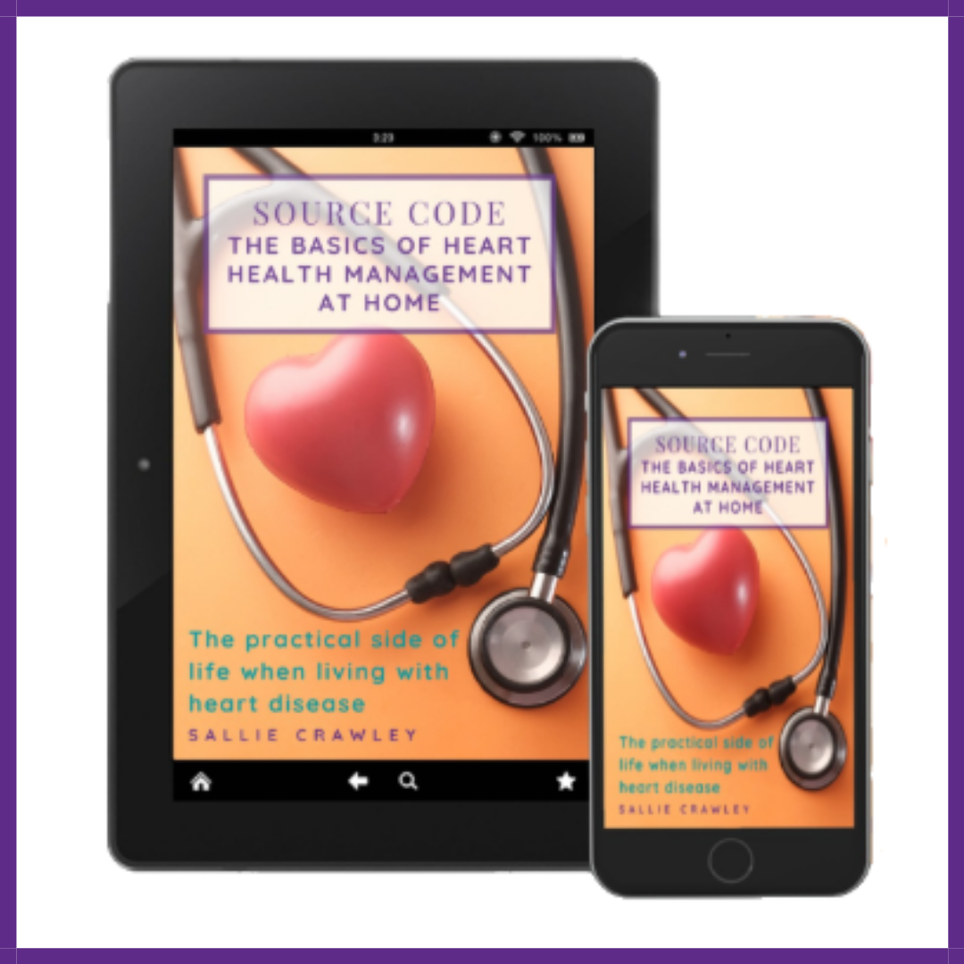 The Basics of Heart Health Management at Home Digital Workbook