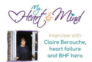 008 Interview with Claire Berouche, heart failure and being a hero