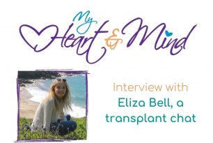 009 Interview with Eliza Bell, a transplant chat
