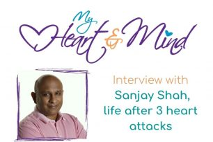 007 Interview with Sanjay Shah, life after 3 heart attacks