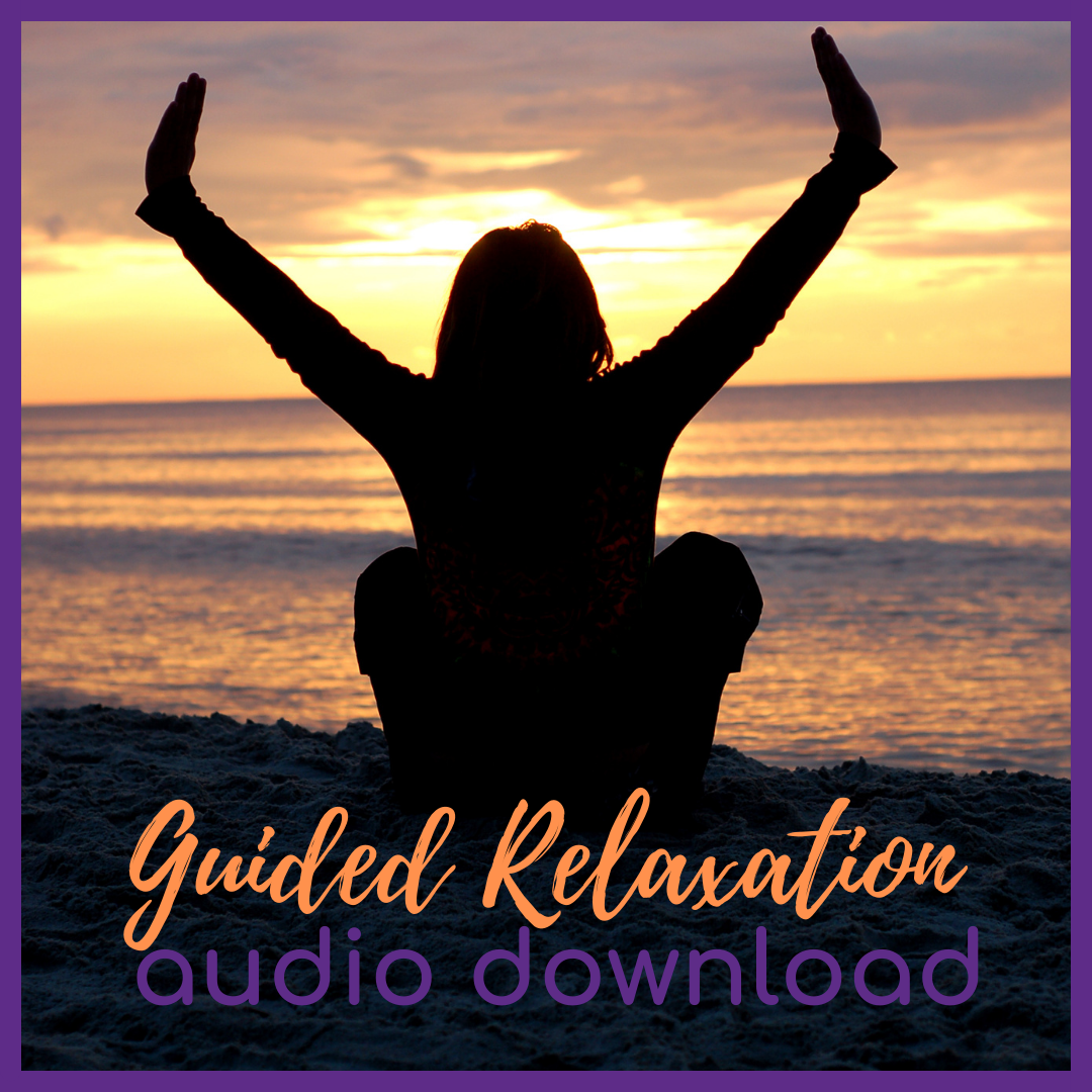 Guided Relaxation Audio Download